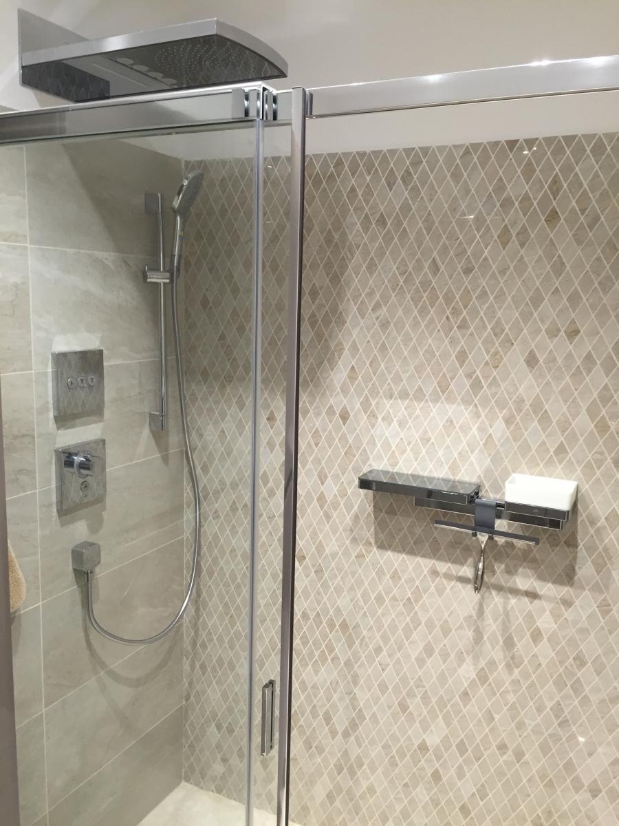 Salle de bains neuf et r novation - Robinetterie douche encastrable grohe ...